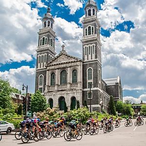 Grand Prix Cycliste Saguenay PARCOURS 4: Chicoutimi