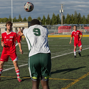 Couguars Soccer ACTION 2017