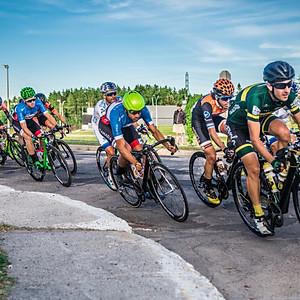 Grand Prix Cycliste Saguenay PARCOURS 3: Kénogami