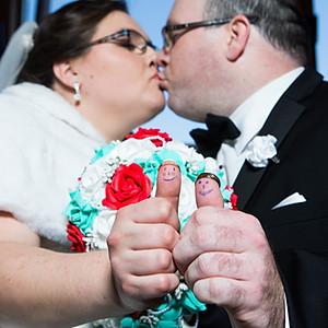 Mariage Julie Guay et Frédérick Tremblay