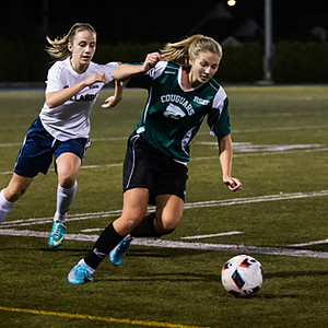 Soccer Féminin COUGUARS ACTION