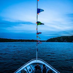 Croisière Chambre de commerce et industrie le fjord