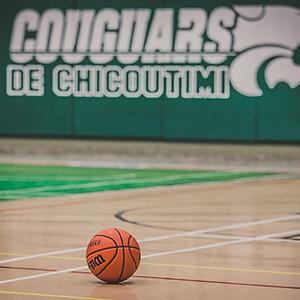 Basketball M Couguars match 1