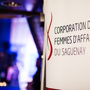 Gala corporation Femme affaire Saguenay 2018