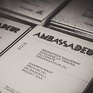Soirée des Ambassadeurs (Promotion Saguenay)