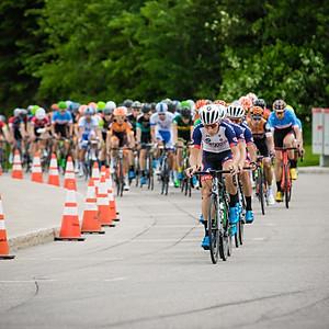 Grand Prix Cycliste Saguenay PARCOURS 2: La baie