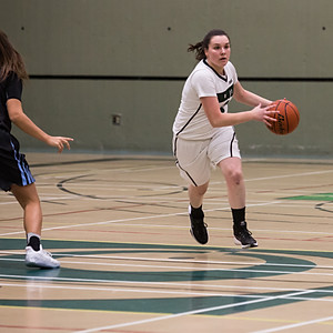 Basketball COUGUARS action Féminin 2017-2018