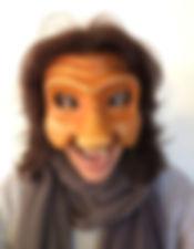 masque zanni