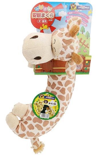 Подушка-антистресс в форме жирафа