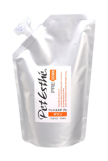 Средство для укладки PetEsthé (уменьшение объёма) (UV защита)