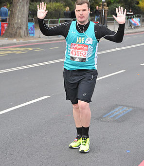 Running for St George's