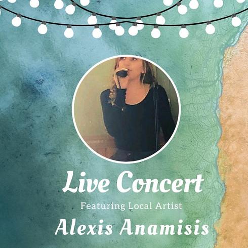 LIVE Concert - Alexis Analysis