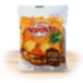 Doces NOPONTO - Doce de leite com abacaxi em pedaços 200 g