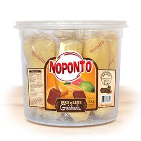 Doces NOPONTO - Doce de banana cristalizado em pedaços 200 g