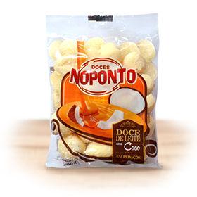 Doces NOPONTO - Doce de leite com coco em pedaços 200 g