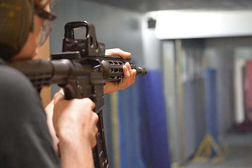 Military Shooting Experience (adult)