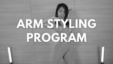 arm styling trining program salsa bachat