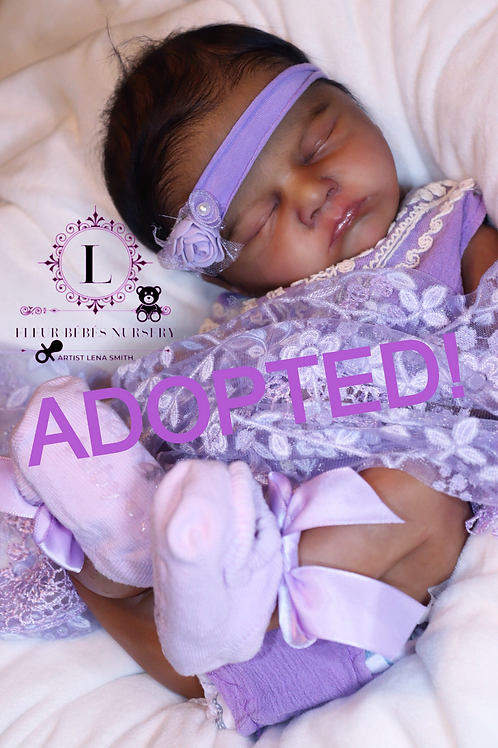 Baby Peyton Monroe -aka- Charlotte By Laura Lee Eagles
