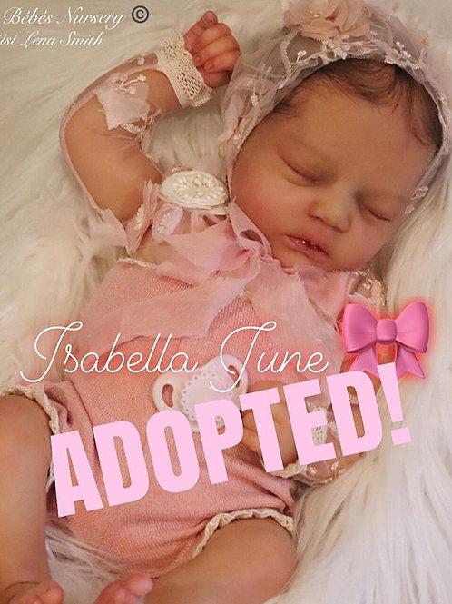 Baby Isabella June -aka- Realborn Johannah by Bountiful Baby
