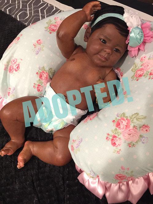 Baby Olivia - Greta by Andrea Arcello