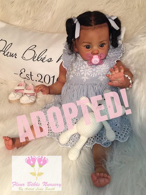 Baby Piper Ni'elle - Adelaide by Andrea Arcello