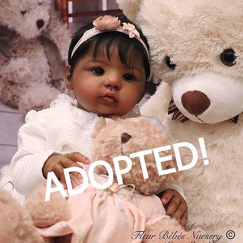 Baby Regan Love ~aka~ Abigail by Laura Tuzio-Ross