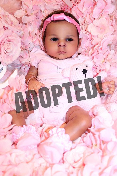 Baby Carys Rose -AKA Ethon By Cassie Brace