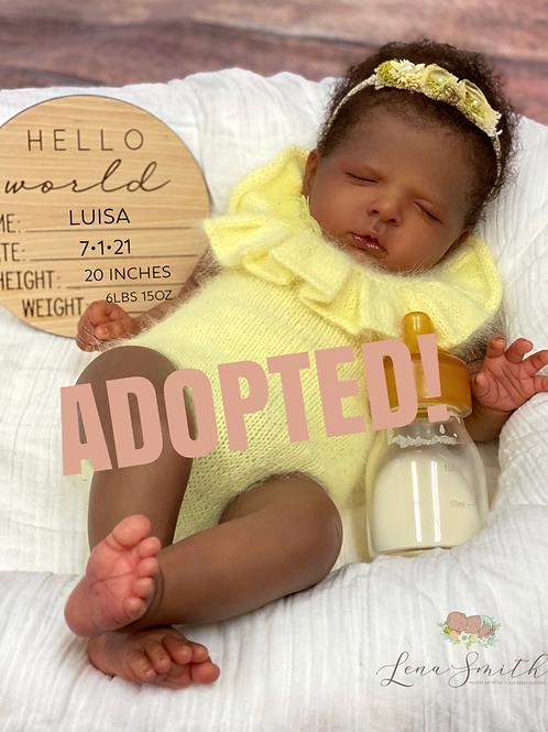 Prototype Baby… Luisa By Olga Auer