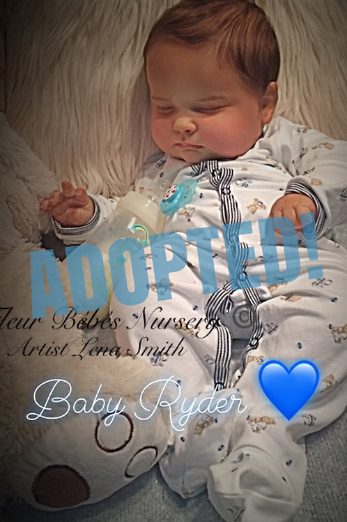 Baby Ryder - 3 Month Joseph Realborn by Bountiful Baby