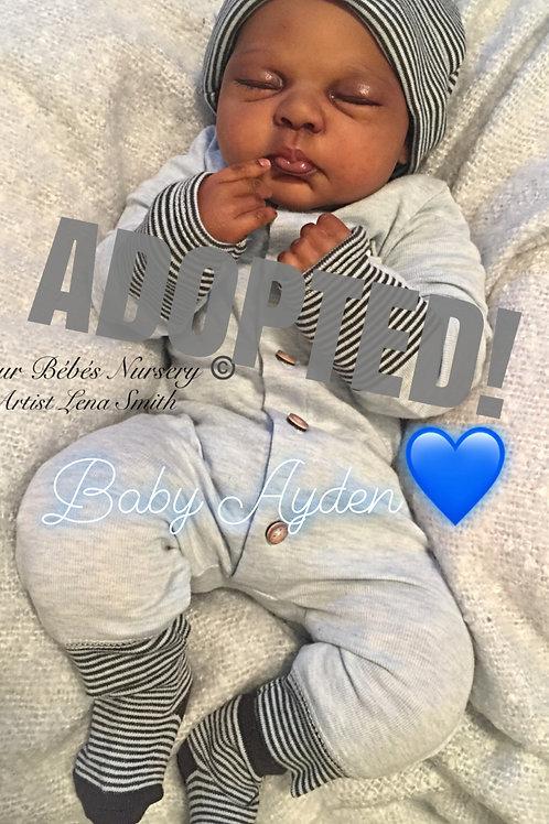 Baby Ayden -AKA Greta By Elisa Marx