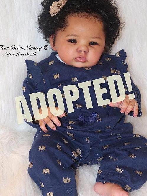 Baby Elizabeth Aniya - AKA Abigail by Laura Tuzio-Ross