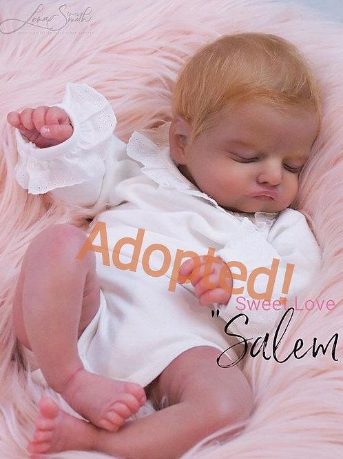 Baby Salem -aka- Rosalie By Olga Auer