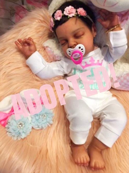 Baby Bradleigh - Abigail by Reva Schick