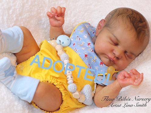 Baby Jaxson -aka- Mireya by Sheila Mrofka