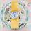 Thumbnail: Laura Park Designs LADY BIRD COCKTAIL PLATES