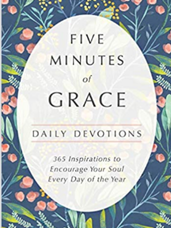 Five Minutes of Grace: Daily Devotions