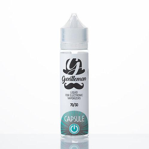 Жидкость Gentleman 60мл Capsule (табачный вкус с ментолом)