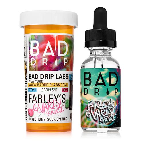 Жидкость Bad Drip- Farley's Gnarly Sauce