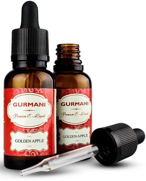 Жидкость Gurmani Golden Apple