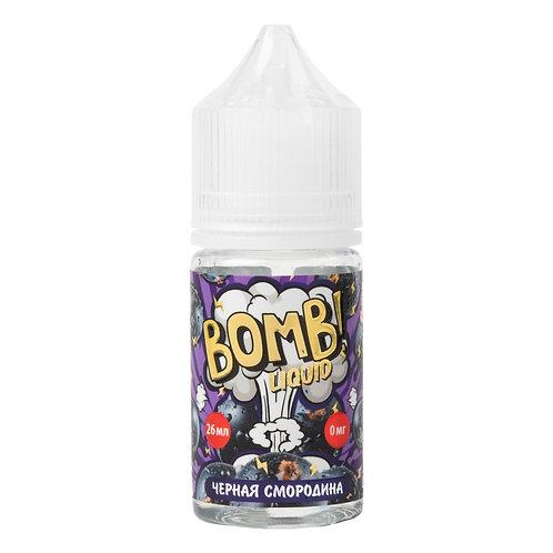 Жидкость BOMB 30мл (VG-50/PG-50) (На солевом никотине!)