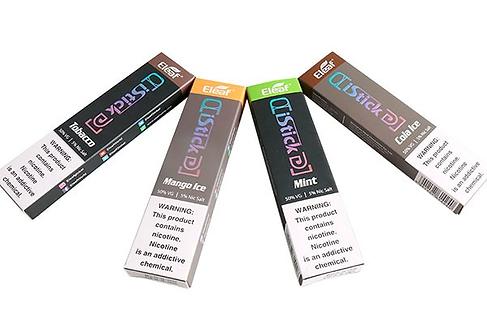 Одноразовая сигарета Eleaf iStick D (1,5мл) 280мАч  в ассортименте