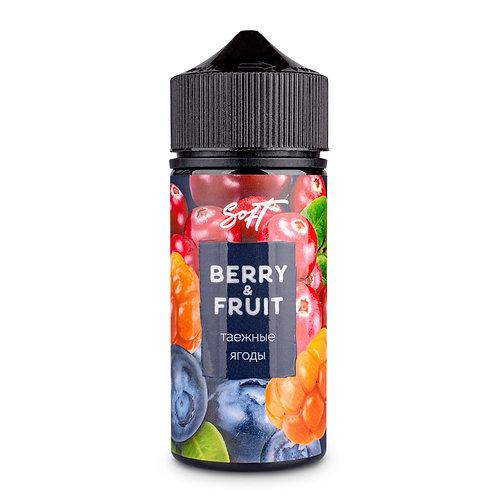 Жидкость Fruit&Berry 100мл + 2 бустера по 3мг никотина