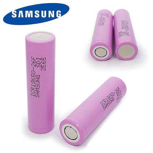 Аккумулятор Samsung ICR18650-26F 18650 3.7V 2600mAh незащищенный (Оригинал)