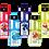 Thumbnail: Одноразовые электронные сигареты InHALE 5% (50 мг) в ассортименте