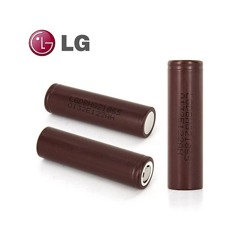 Аккумулятор LG ICR 18650DBHG2 3.7V 3000 mAh 35A незащищенный (Оригинал)