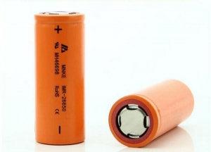 Аккумулятор MNKE 26650 IMR 3500mAh 3.7v 20A (высокотоковый) (Оригинал)