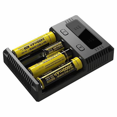 Зарядное устройство Nitecore I4 (2014 new version)