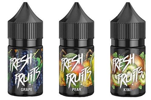 Жидкость Fresh Fruits 30мл (VG-50/PG-50)(На солевом никотине!)