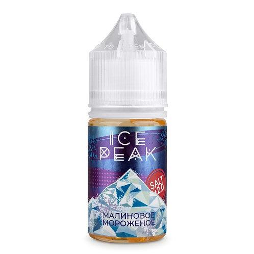 Жидкость ICE Peak Salt 30мл (VG-50/PG-50) + 2 бустера по 18мг