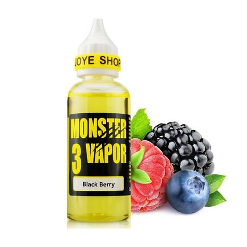 Жидкость Monster Vapor Black Berry